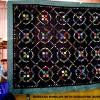 Black quilt in Orange county