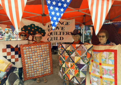 Marine Corp Picnic Quilts